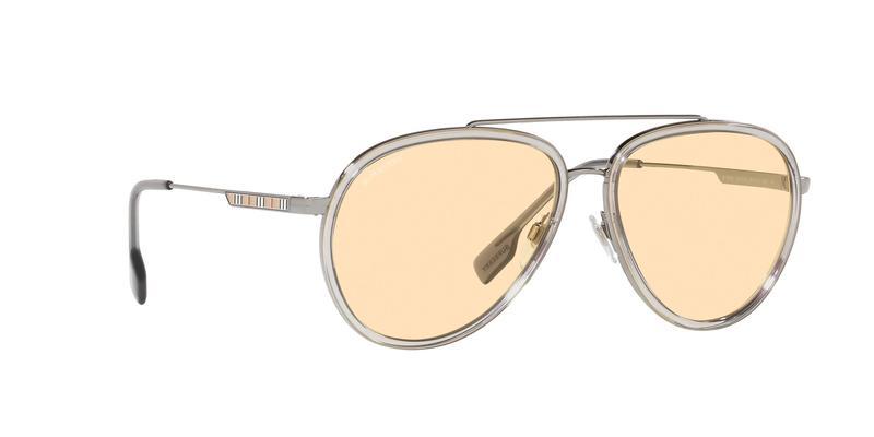 Light Yellow Sunglasses