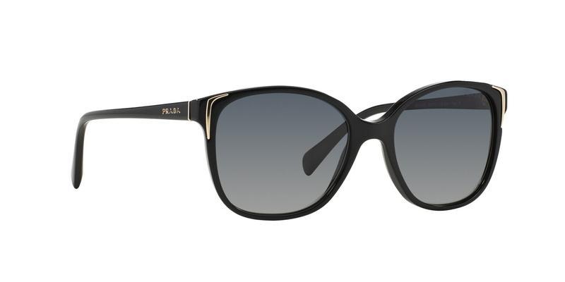 Polar Gray Gradient Sunglasses
