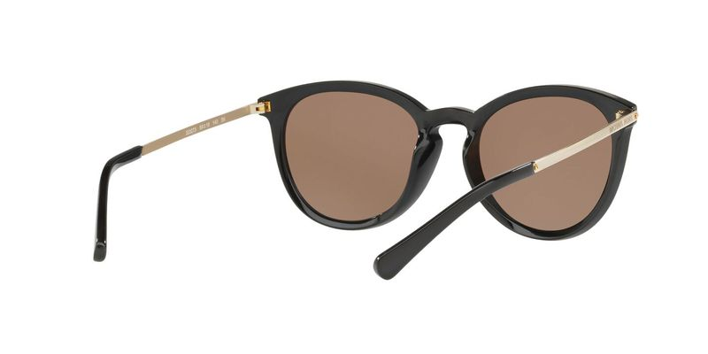 Brown Solid Sunglasses