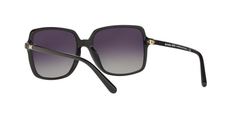Grey Gradient Polar Sunglasses