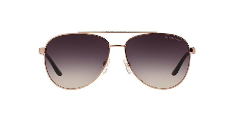 Grey Rose Gradient Sunglasses