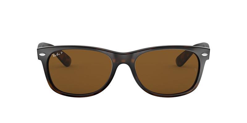 Crystal Brown Polarized Sunglasses
