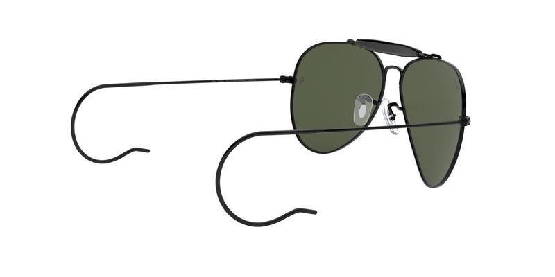 Crystal Green Sunglasses