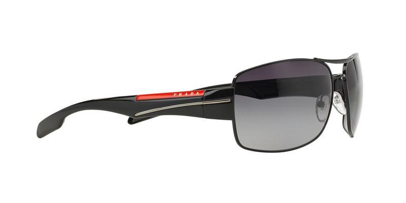 Polarized Grey Gradient Sunglasses