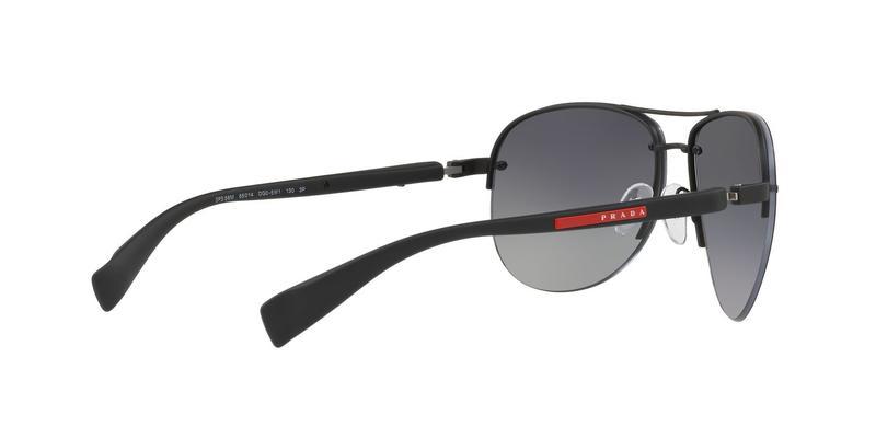 Polar Grey Gradient Sunglasses