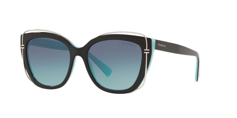 Azure Gradient Blue Sunglasses