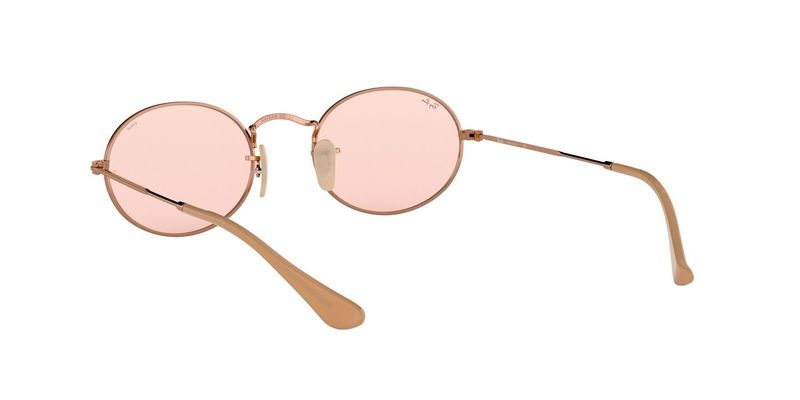 Evolve Light Pink Sunglasses