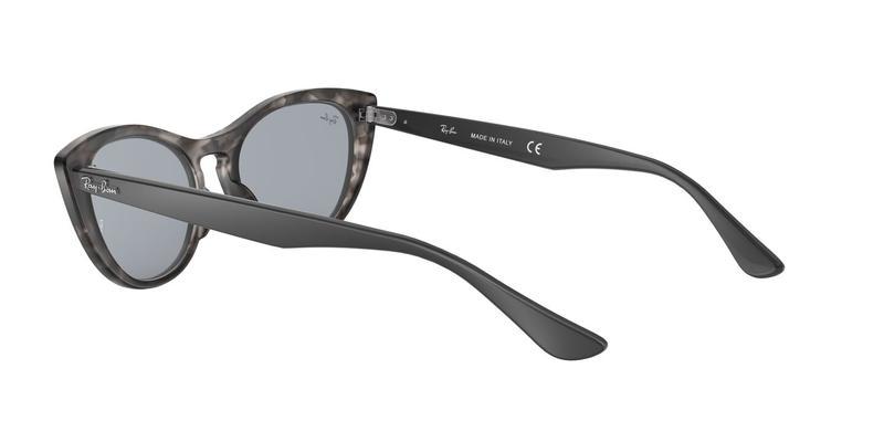 Blue Mir Gold Sunglasses