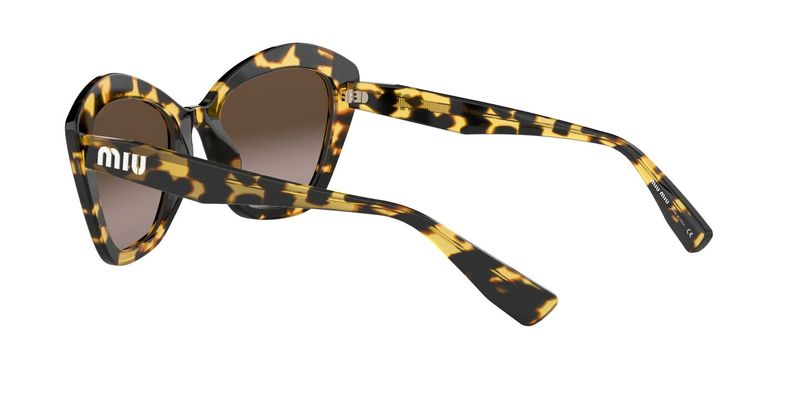 Grad Brown Mirror Silver Sunglasses