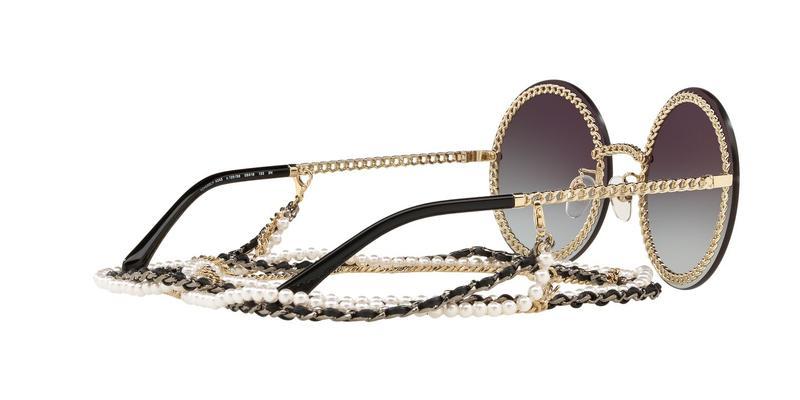 Grey Gradient Sunglasses
