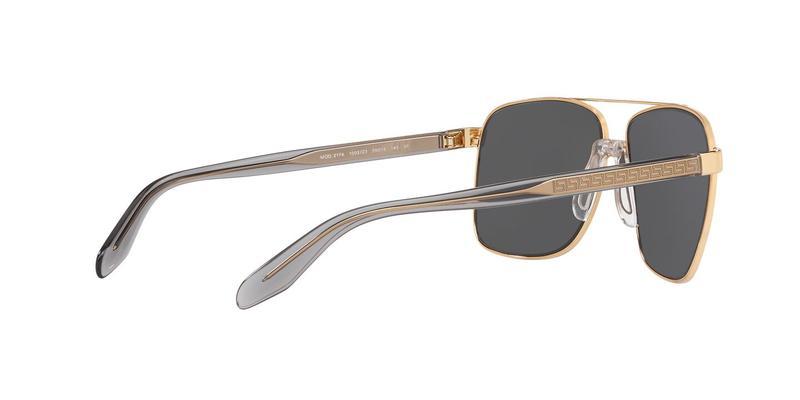 Dk Grey Mirror Silver Polar Sunglasses