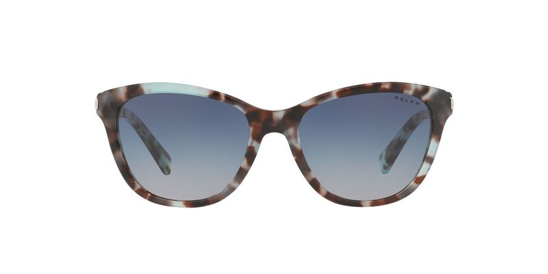 Gradient Blue Sunglasses