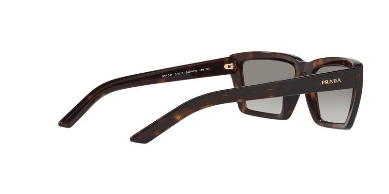 Brown Grad Grey Mirror Silver Sunglasses