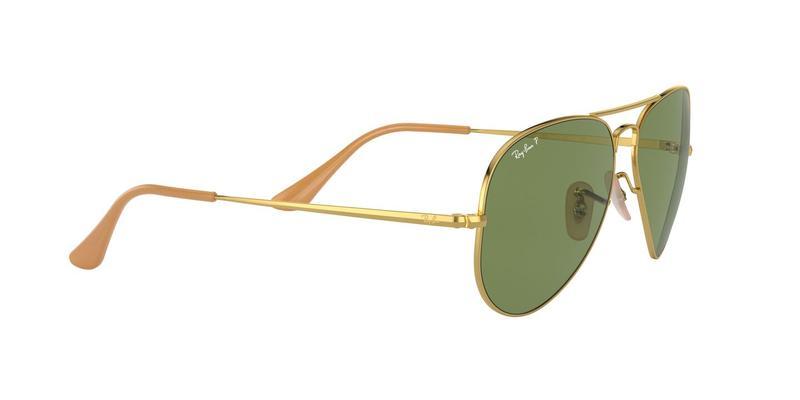Polar Green-Ar Blue Sunglasses