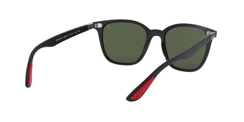 Dark Green Sunglasses