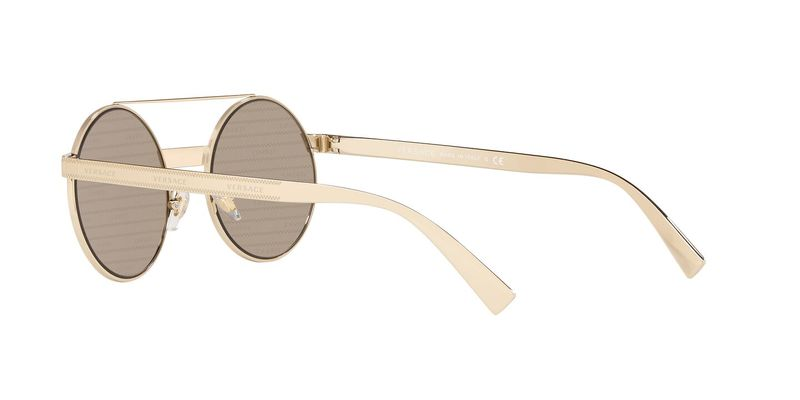Silver Gold Sunglasses