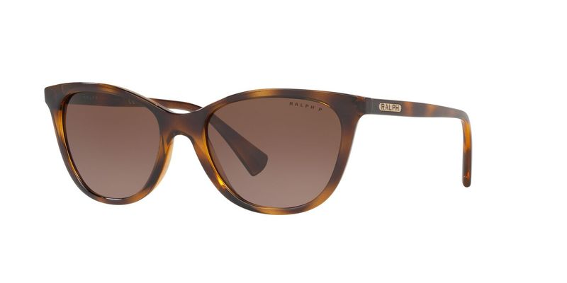 Brown Gradient Polar Sunglasses