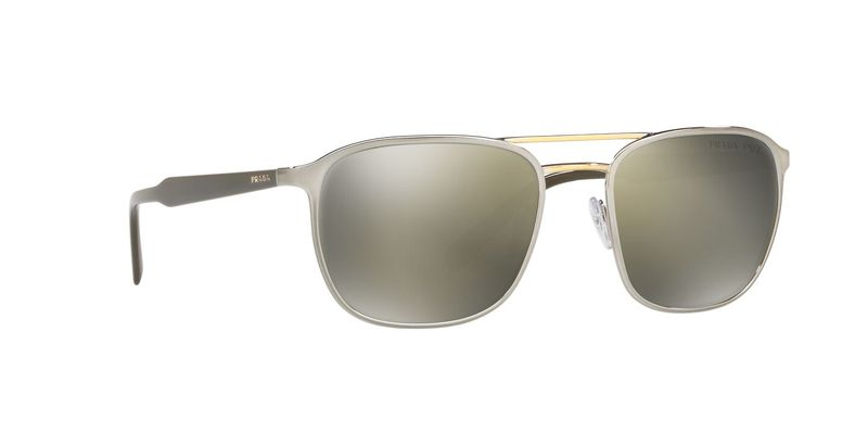 Polar Grey Mirror Silver Sunglasses