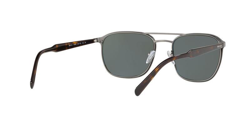 Grey Mirror Grey Sunglasses