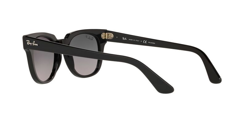 Grey Gradient Dark Grey Polar Sunglasses