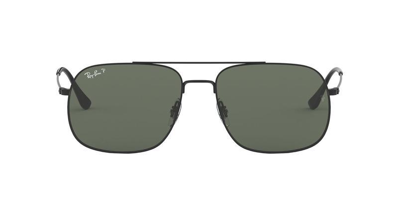 Dark Green Polar Sunglasses