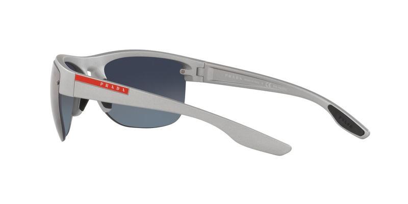 Polar Grey Mirror Silver Grad Sunglasses