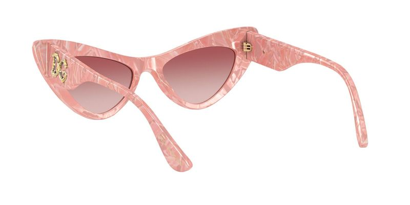 Pink Gradient Pink Sunglasses