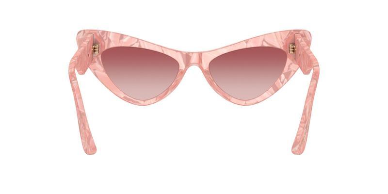 Pink Gradient Pink Sunglasses