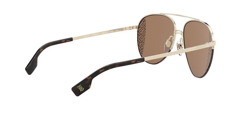 Brown Uv Printing Tb Sunglasses
