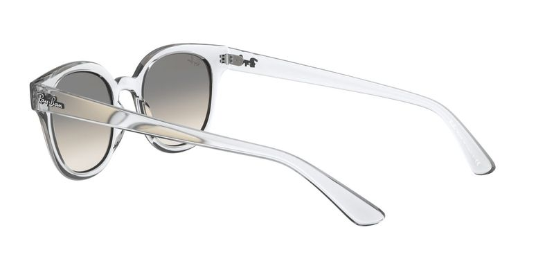 Clear Gradient Grey Sunglasses