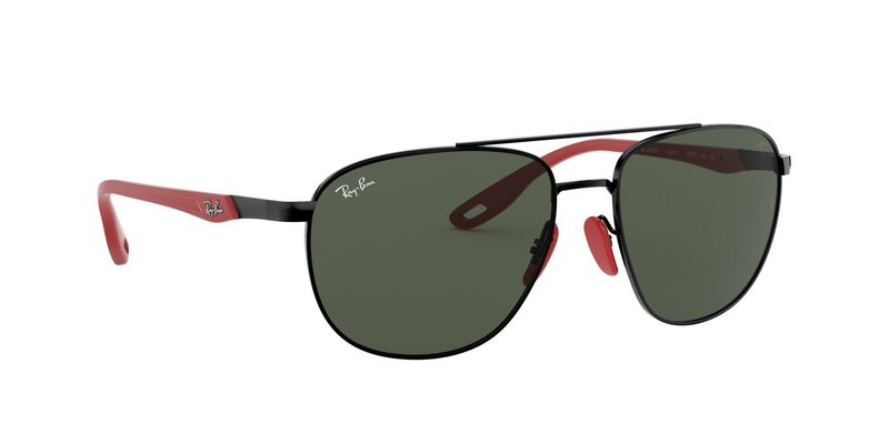 Dark Green Sunglasses