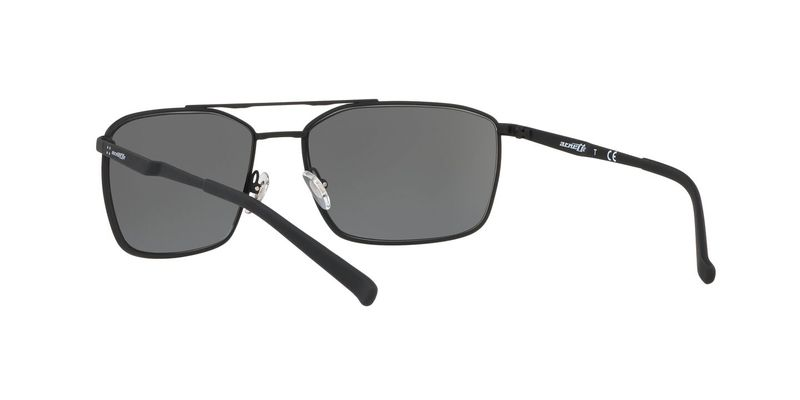 Grey Mirror Silver Sunglasses