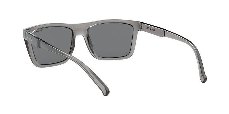 Light Grey Mirror Silver 80 Sunglasses