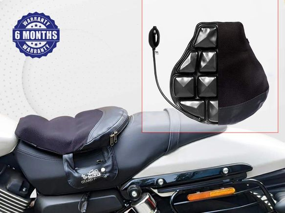 Air Comfy Seat (For Cruiser Bikes only)