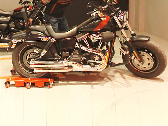 Bike Stand - Motorcycle Dolly for Parking - Medium