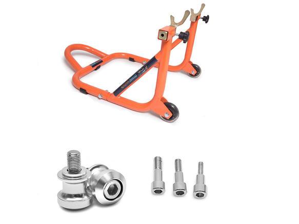 Paddock Dismantable Orange & Bobbins Combo