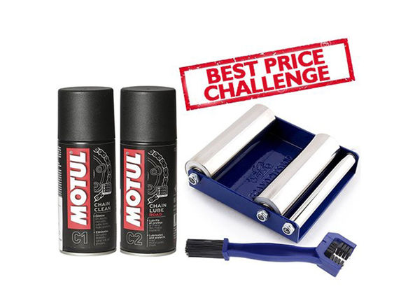 Motul Brush GRoller Combo