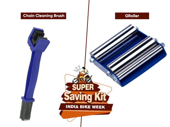 GRoller with Chain Clean Brush