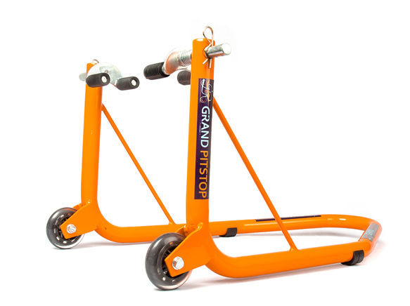 Front Non – Dismantable Paddock stand orange