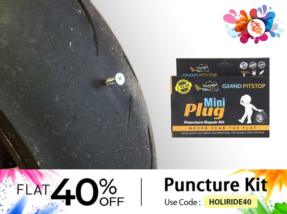 Mini Plug Puncture Repair Kit