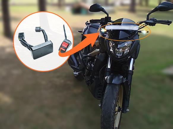 PnP Hazard Flasher Module Bajaj  (with No Auto Cutoff)