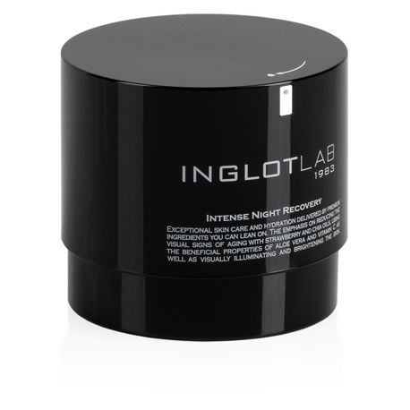 INGLOT LAB INTENSE NIGHT RECOVERY FACE CREAM