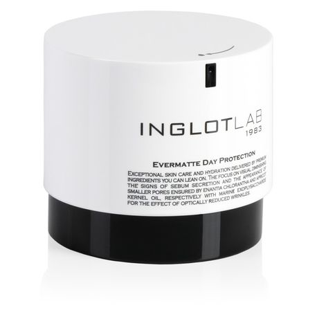 INGLOT LAB EVERMATTE DAY PROTECTION FACE CREAM