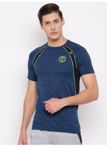 Rockit Royal Round Neck Regular Fit T-Shirt