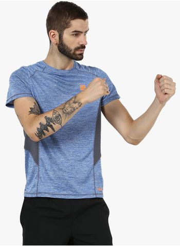 Rockit Sky Round Neck Smart Fit T-Shirt