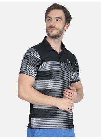 Rockit White Collar Regular Fit T-Shirt