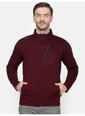 Rockit Wine Collar Regular Fit Sweatshirt