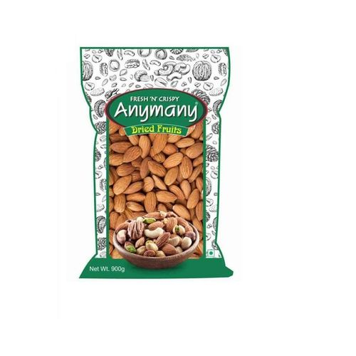 Anymany California Almonds (Badam) 900 gm