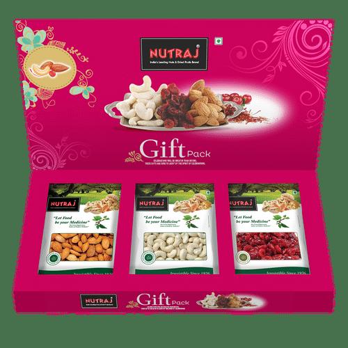 Nutraj Healthybytes Goodness of 3 Nuts 300g
