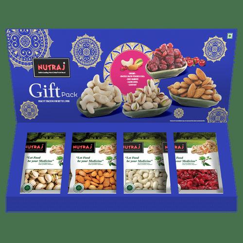 Nutraj Healthybytes 4Ever Nuts 400g